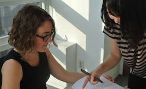 Lexis Japan - Students - Wakako and Liz Teaching Image copy