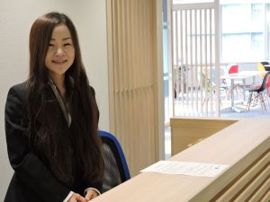 Lexis Japan - Staff - Front Desk