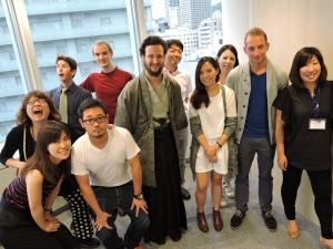 LexisJapan group photo 2
