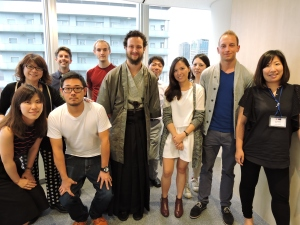 LexisJapan group photo