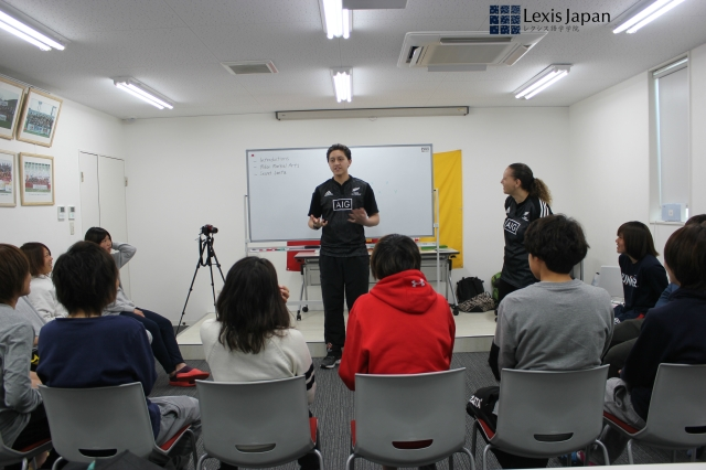 Lexis_English_INAC神戸レオネッサ_English_Corporate_Lessons_1.JPG