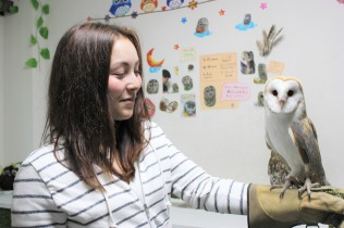 Lexis Japan Owl Cafe 18