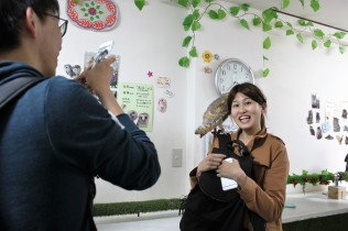 Lexis Japan Owl Cafe 19