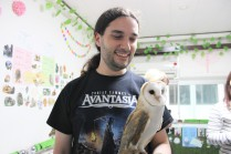 Lexis Japan Owl Cafe 22