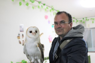 Lexis Japan Owl Cafe 24