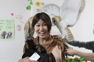 Lexis Japan Owl Cafe 25