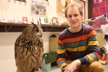 Lexis Japan Owl Cafe 28
