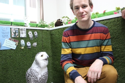 Lexis Japan Owl Cafe 5