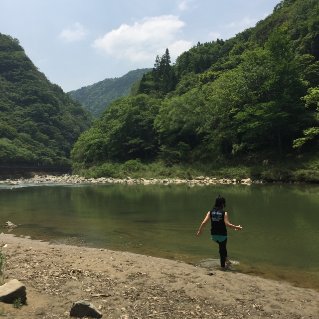 Lexis Japan Studnet weekend hiking 1