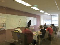 Lexis Japan classroom photo 2