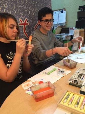 Lexis Japan - TAP Candle Making 10