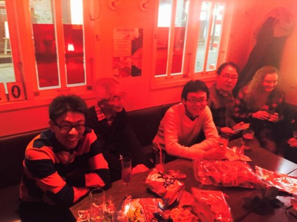 Lexis Japan the red party 5