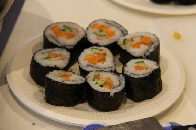 Lexis Japan Sushi Roll5
